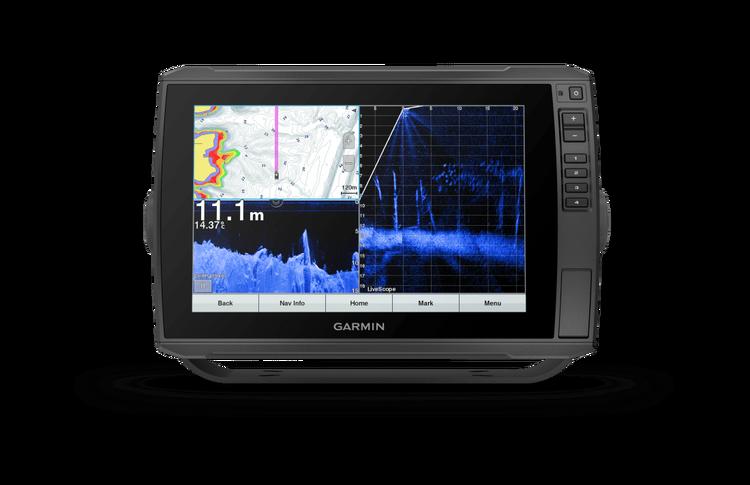 Garmin ECHOMAP Ultra 102sv Med GT54UHD-TM-givare