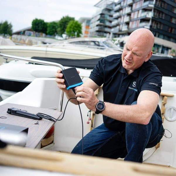 Sensar Marine Smart Boat One