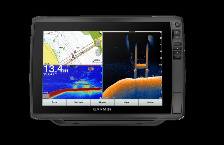 Garmin Echomap ULTRA 122SV med GT56-UHD givare