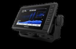 Garmin Echomap UHD 72cv med GT24 givare