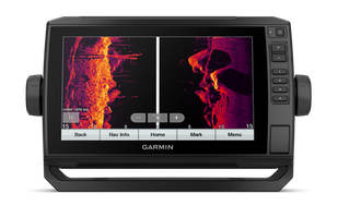 Garmin Echomap UHD 92sv med GT56 givare