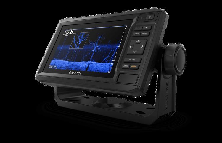 Garmin Echomap UHD 62cv med GT24-TM  givare