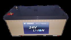 MX-Energy Li-ION 24V  100Ah