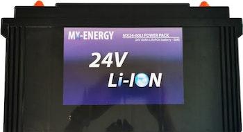 MX-Energy Li-ION 24V  60Ah