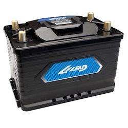 LILEAD Litium Dual 80Ah 12V