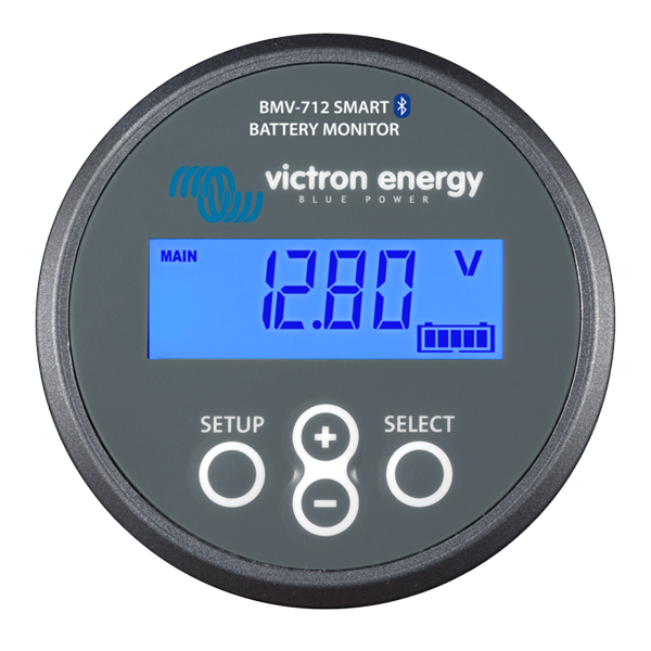 Victron Energy Batteri Monitor BMV-712