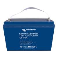 Victron Energy Lithium SuperPack 12,8V/100Ah