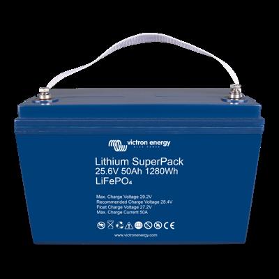 Victron Lithium SuperPack 24V 50 Ah