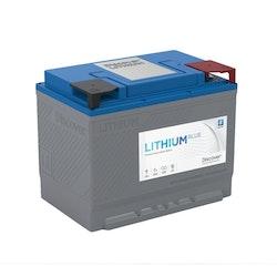 Discover Lithium Blue 12V 100 ah Lithiumbatteri