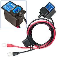 Victron Energy Panelmonterad batteri-indikator