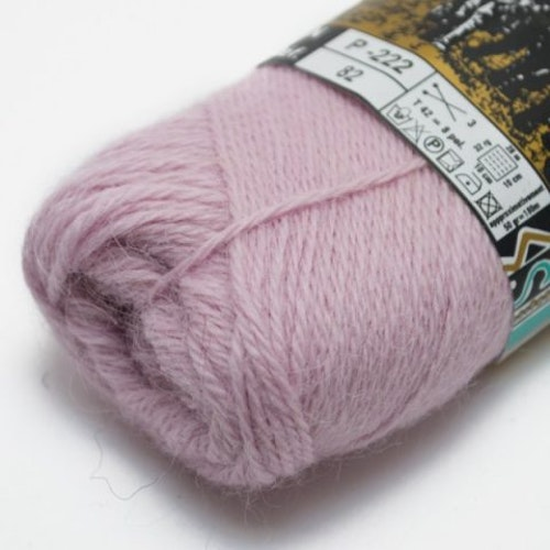 Plassard Alpaga des Andes färgad