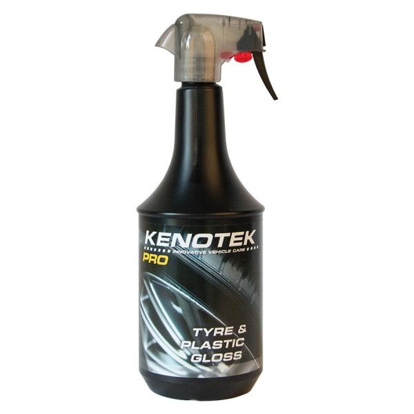 Kenotek Tyre & Plastic Gloss 1L