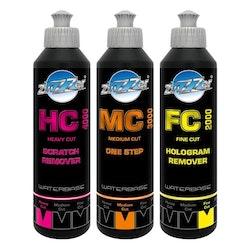 Zvizzer Polerings Pakke HC MC FC
