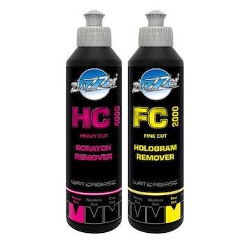 Zvizzer Polerings Pakke  HC FC