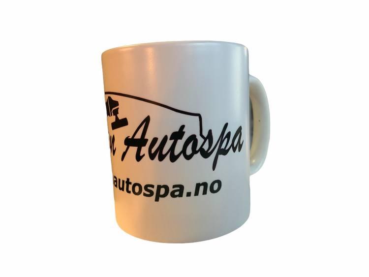 Pettersen Autospa Kaffekopp