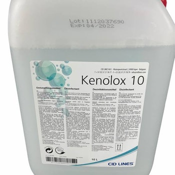 Kenotek Kenolox 10 (Desinfeksjon. mot covid-19 )
