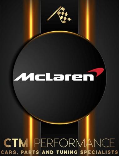 MCLAREN - CTM Performance