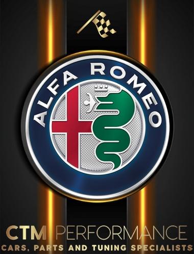 ALFA ROMEO - CTM Performance