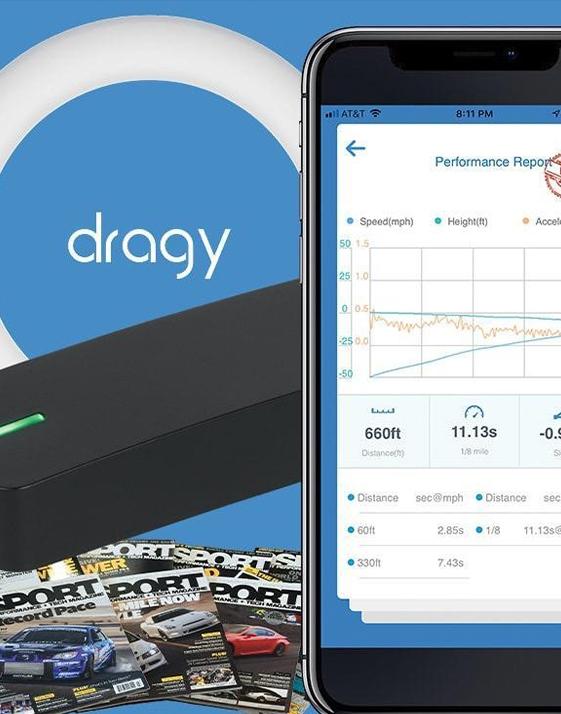 DRAGY - CTM Performance