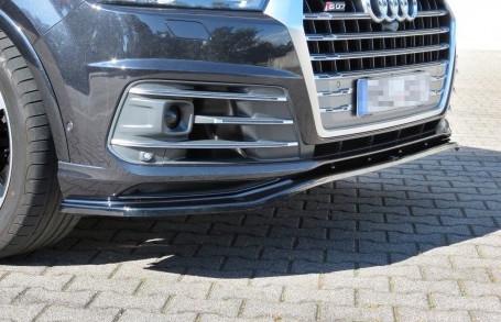 SQ7 - Frontläpp - Audi SQ7 mk2