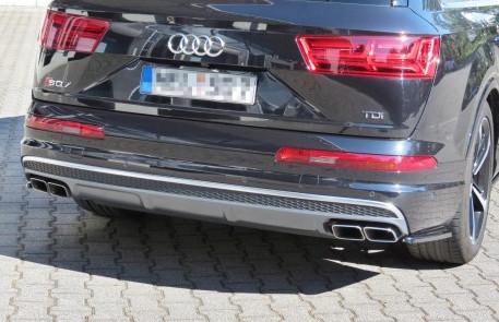 SQ7 - Bakre sidosplitters - Audi SQ7 mk2