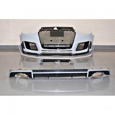 RS3 look AUDI A3 V8 13-15