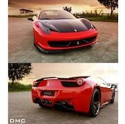 """Ferrari 458 Italia - DMC """"Elegante"""" bas paket"""