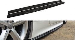 TT - Sidokjolar diffusers AUDI TT MK2 RS 06-14
