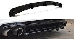 TT - Diffuser splitter AUDI TT MK2 RS 06-14