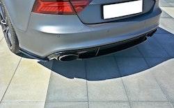 RS7 - Bakre diffuser splitter - Audi RS7
