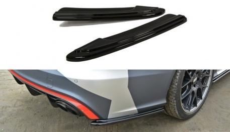 RS6 - Bakre sido splitters AUDI RS6 C7