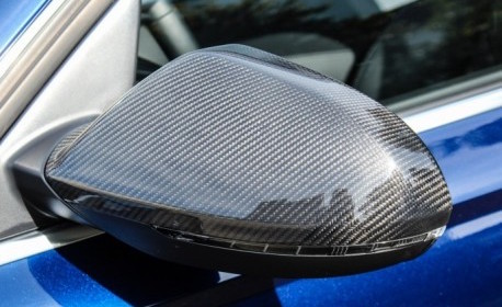 RS6 - Kolfiber backspegel kåpor till Audi A6/S6/RS6 C7