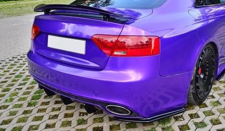 RS5 - Bakre sidosplitters - Audi RS5 B8.5 (Facelift)