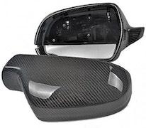 RS5 - Kolfiber backspegel kåpor till Audi A5/S5/RS5 B8