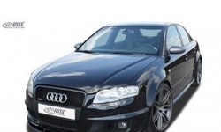 RS4 - Frontläpp VARIO-X AUDI RS4 B7