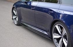 RS4 - Sidokjol diffuser splitter - Audi RS4 B9