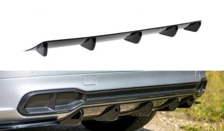 SQ5 - Bakre diffuser splitter - Audi SQ5 mk2 2017