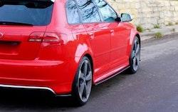 RS3 - Sidokjol splitter - Audi RS3 8P