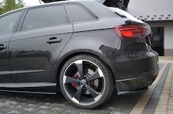 RS3 - Bakre sidosplitters - Audi RS3 8V Facelift Sportback