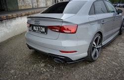 RS3 - Bakre sidosplitter - Audi RS3 8V Facelift Sedan