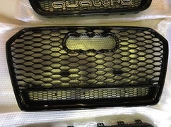 S6 -  honeycomb grill till A6/S6 C7.5 Facelift