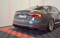 S5 - Bakre diffuser splitter - Audi S5 B9