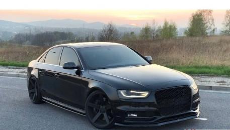 S4 - Sidokjol splitter - Audi S4 B8