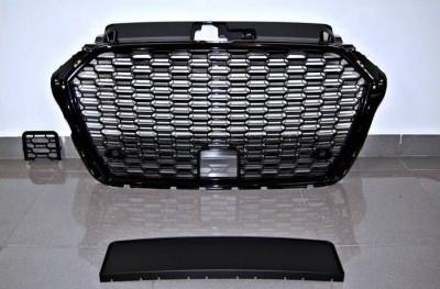 S3 - Honeycomb grill - passar A3/S3 8V Facelift