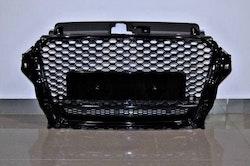 S3 - Honeycomb grill quattro, ej ACC - passar A3/S3 8V