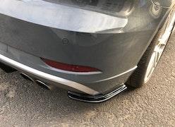 Bakre sidosplitters - Audi S3 8V Facelift