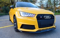 S1 - Frontläpp v.1 - Audi S1 8X