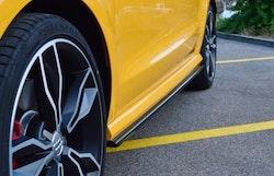 S1 - Sidokjol splitter - Audi S1 8X