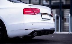 A8 10-15 - Bakre sidosplitters - Audi A8 D4