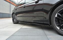 A6 - Sidokjol splitter - Audi A6 C7